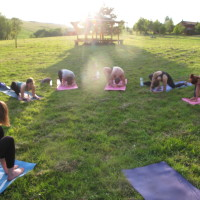 yoga retreat Hungary