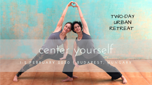 Urban Yoga Retreat Budapest
